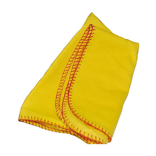 Edco Unwrapped Yellow Polish Cloth