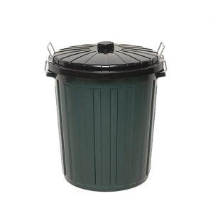 Edco Plastic Garbage Bins