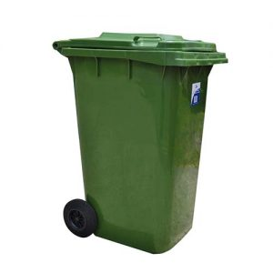 Edco Heavy Duty Wheely Bin 240L