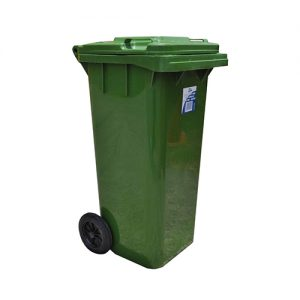 Edco Heavy Duty Wheely Bin 120L