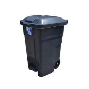 Edco Heavy Duty Wheely Bin 70L