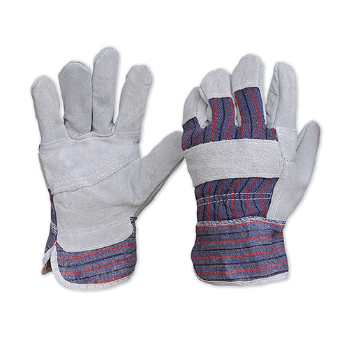 ProChoice Leather Candy Stripe Gloves