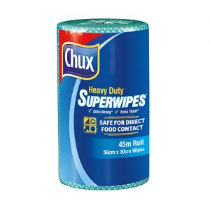 Chux Superwipes HD Roll 45m