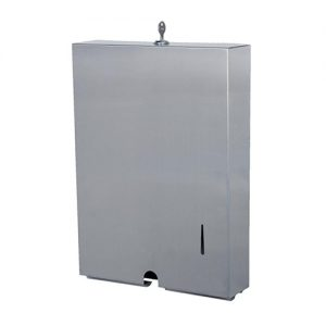Davidson Washroom Interleaf paper towel dispenser