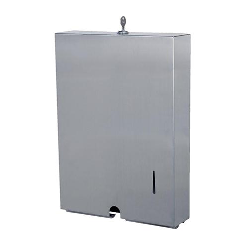 Davidson Washroom Interleaf paper towel dispenser