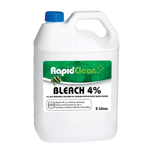 RapidClean Bleach 4%