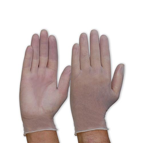 ProChoice Clear Vinyl Examination Gloves