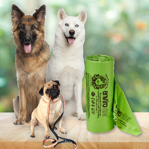 Envirostar Compostable Dog Waste Bags