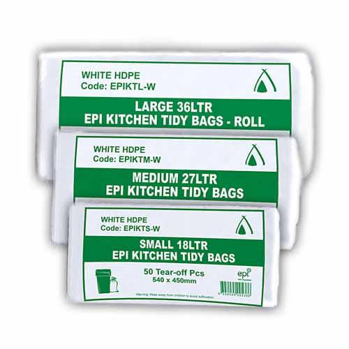 Tailored Packaging ECO EPI Bin Liner Rolls