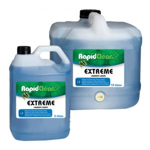RapidClean Extreme Concentrated Laundry Liquid