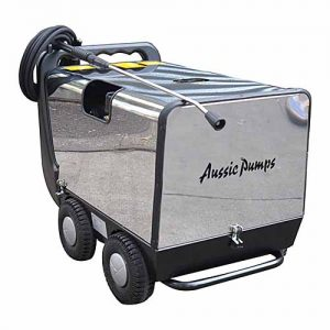 Aussie Pumps Super Indy Steam Cleaner