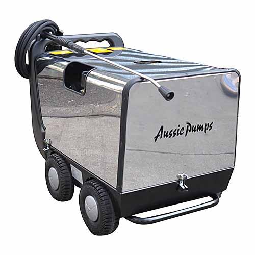 Aussie Pumps Super Indy Steam Cleaner