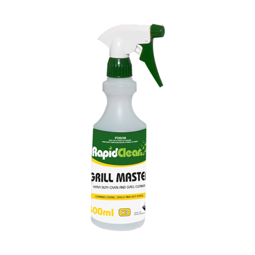 Grill Master Heavy Duty Oven & Grill Cleaner