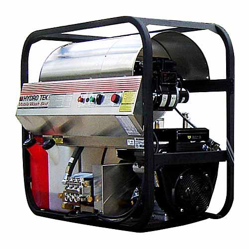 Aussie Pumps Hydrotek Wet Steam Cleaner