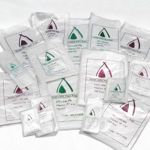 Tailored Packaging LDPE Plain Bags 25UM