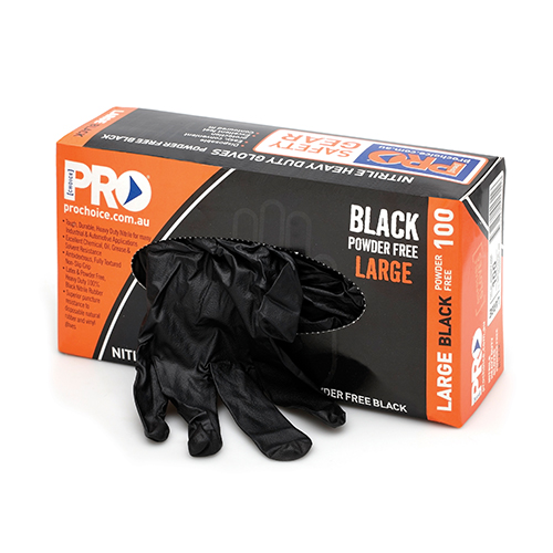ProChoice Extra Heavy Duty Nitrile Gloves