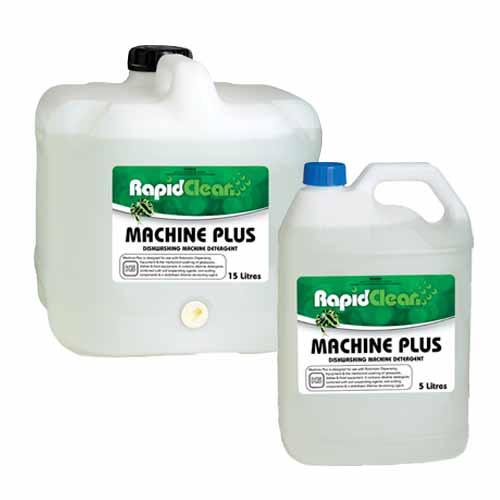 Machine Plus Dishwasher detergent