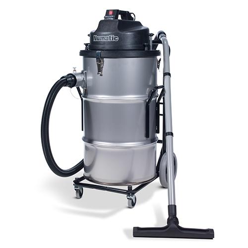 Numatic NTD2003 80L Stainless Steel Vacuum