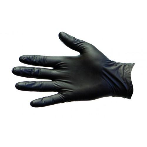 RCR Nitrile Blax Gloves