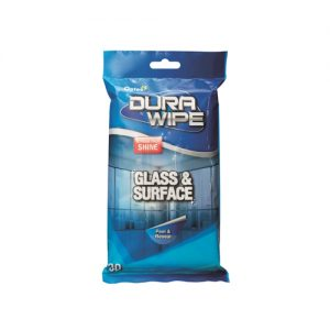 Oates Durawipe Glass & Surface Wipes