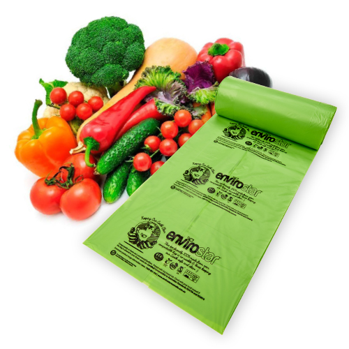Envirostar Compostable Produce Rolls