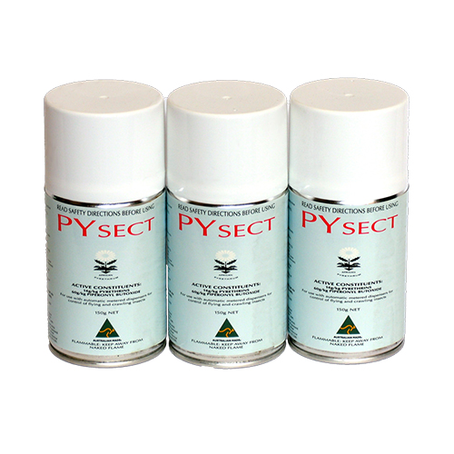 Davidson Washroom Pysect Insect Repellent Aerosol cans