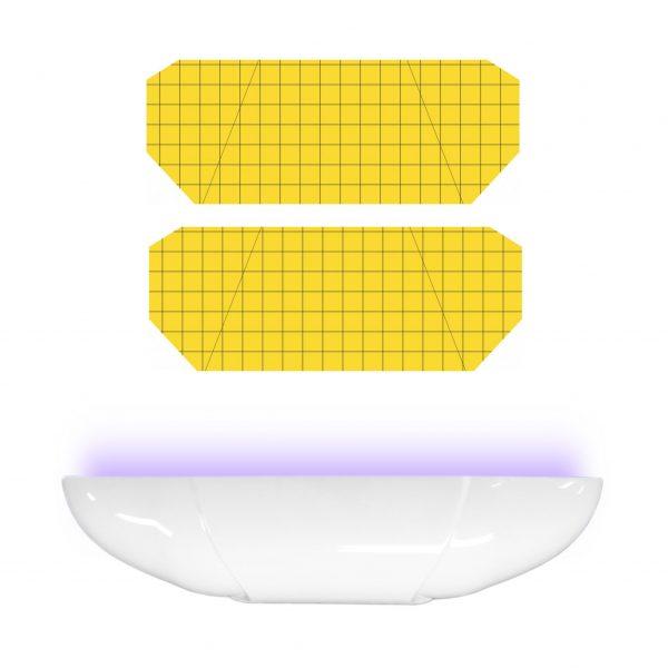 Decorative Glue Board Insect Trap Kit