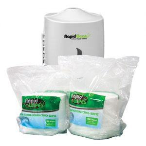 RapidClean Rapid Wipes