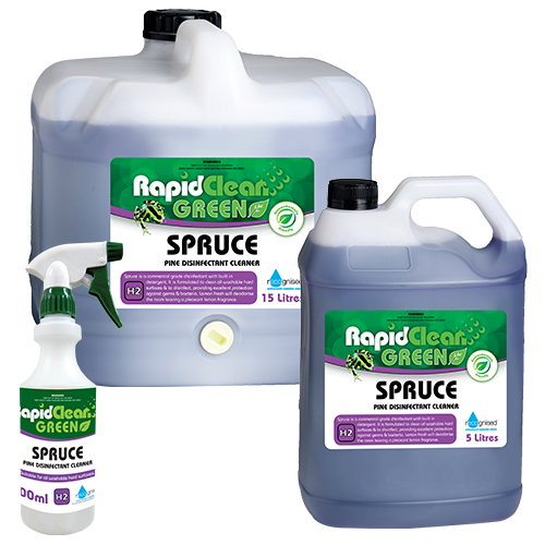 RapidClean Spruce Disinfectant