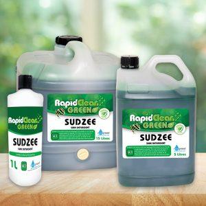 RapidClean Sudzee Sink Detergent