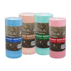 Tailored Packaging General Purpose Wiper Rolls