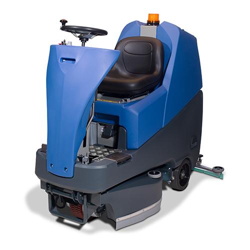 Numatic TTV678-300T Ride On Scrubber