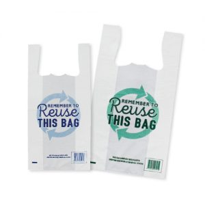 Tailored Packaging Future Friendly Reusable Singlet Bags