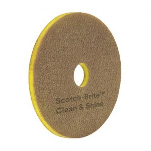 3M Scotch-Brite Clean and Shine Floor Pad