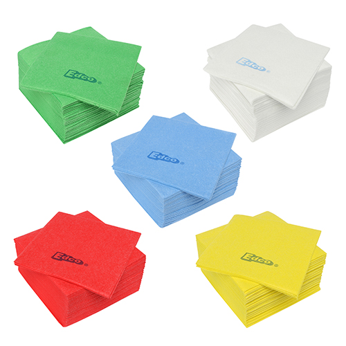 Edco Merritex Heavy Duty Viscose Cloth 20PK