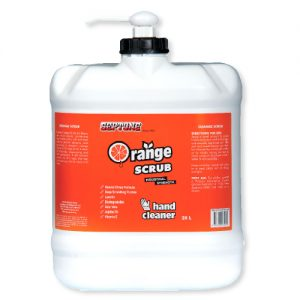 Septone Orange Scrub Hand Cleaner