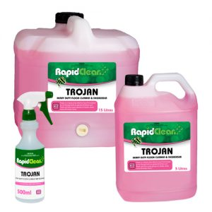 Trojan Heavy Duty Floor Cleaner